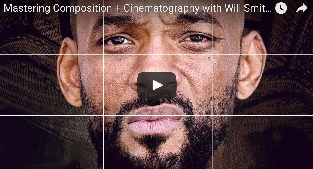 Mastering Cinematography with Will Smith