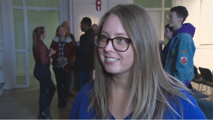 Filmmaker Jillian Acreman attributed a larger female presence at this year's festival to a shift in attitude and culture.